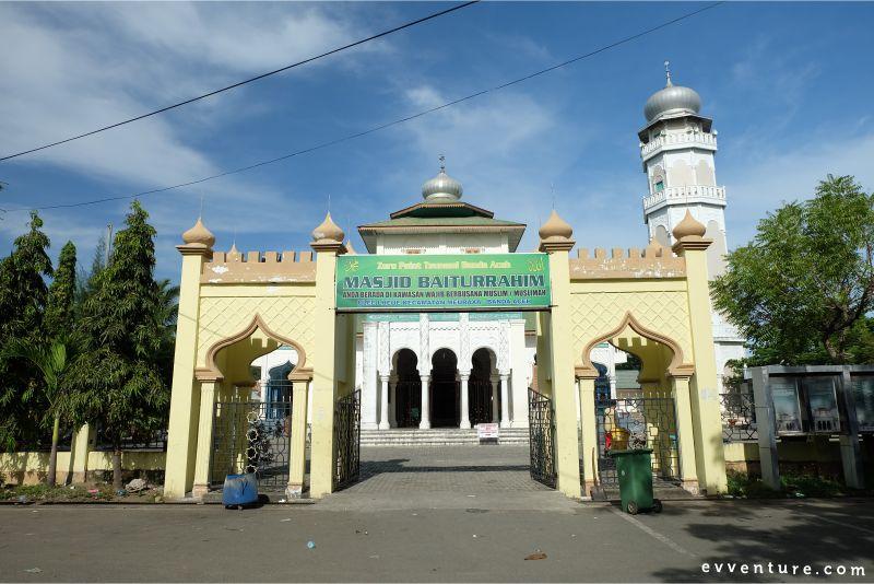 wisata-religi-di aceh-masjid-baiturrahim